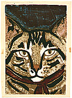 Kichitaro Takei 1902-1964 - Tough Kitty