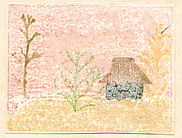 Akiyo Yamada fl.ca. 1940-50s - Landscape - Ichimokushu Vol. 5