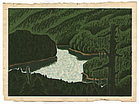 Masao Maeda 1904-1974 - Penketo Lake