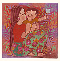 Liu Suying born 1957 - Mother and Child (4)