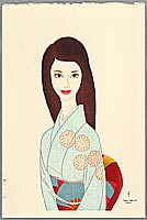 Keiichi Takazawa 1914-1984 - Beauty