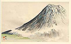 Mt. Fuji - Seiho Takeuchi - 1864-1942