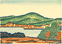 Masao Maeda 1904-1974 - Kitsutsuki Vol.1  - Scenery of Izu Peninsular
