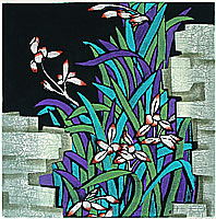 Liu Suying born 1957 - Orchid 4