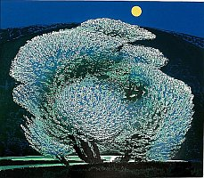 Chen Yuping born 1947 - Moon Night