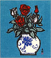 Shinro Ueno 1926-2005 - Roses