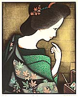 Ushio Takahashi born 1944 - Beauty Otama