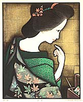 Ushio Takahashi born 1931 - Beauty Otama