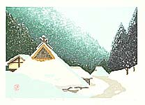 Snow in the Afternoon - By Sano Seiji
