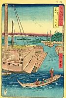 Nagato Province - Ando Hiroshige - 1797-1858