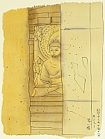 Unknown - Buddha in Sanchi