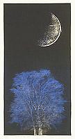 Moon of the Acient City - Yoshikazu Tanaka