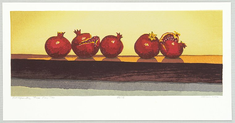 By Micah Schwaberow - Pomegranates, 2006