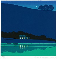 Yasunori Oshima born 1944 - Twinkling Venus