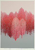 Souho Ikegami born 1940 - Trees 5