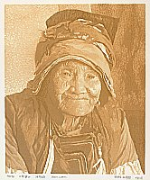 Zhou Kunrong born 1985 - Old Woman