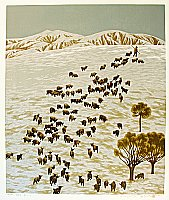 Li Yanpeng born 1958 - Field Snow (2)