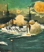 Unknown - Battle of Port Arthur - Sino-Japanese War