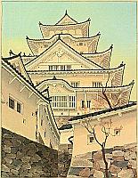 By Masamoto Mori born 1912 - Himeji Castle