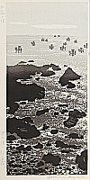 Gihachiro Okuyama 1907-1981 - Wakanoura Bay