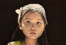 Zhang Biao born 1971 - Growing up - Fang Fang
