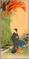 Seiko Aoki fl.ca. 1900 - 1930 - Autumn Colors