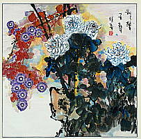 Ling Yi born 1954 - Sound of Autumn