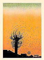 Hisui Sugiura 1876-1965 - Homing Birds - Collection of Creative Designs by Hisui