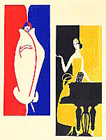 Hisui Sugiura 1876-1965 - Music Concert - Collection of Creative Designs by Hisui