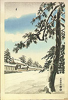 Eiichi Kotozuka 1906-1979 - Former Imperial Palace in kyoto