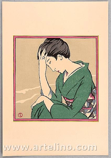 Headache - By Yumeji Takehisa