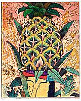 Pineapple Head - By Yuji Hiratsuka