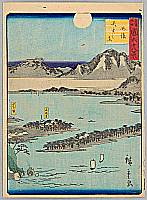 Hiroshige II Utagawa 1829-1869 - Sixty-eight Famous Views of Provinces - Tango