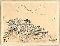 Baisho Yamamoto 1845-1920 - Mountain Resort