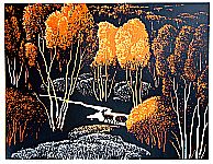 Yang Kaisheng born 1930 - A Song of Autumn
