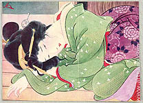 Sengai Igawa 1876-1961 - Beauty Rin