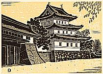 Masao Maeda 1904-1974 - Matsumae Castle