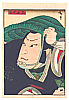 Hirosada Utagawa active ca. 1820-1860 - Kabuki