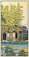Toshi Yoshida 1911-1995 - Bamboo - Friendly Garden
