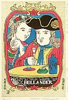 Hollanders - By Gihachiro Okuyama 1907-1981