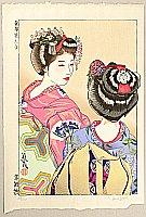 By Paul Binnie - Kyo Maiko