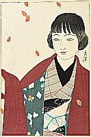 Shuho Yamakawa 1898-1944 - Aki - the Autumn
