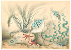 Bakufu Ono 1888-1976 - Aquarium