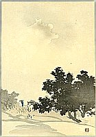 Shunkyo Yamamoto 1871-1933 - Landscape