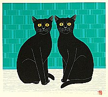Tadashige Nishida born 1942 - Brothers - 5B