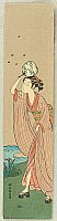 Harunobu Suzuki 1724-1770 - Firefly Hunting