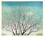 Hiroto Norikane born 1949 - Early Spring (Morning)