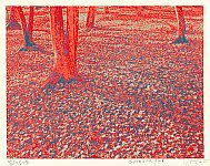 Yuichiro Kato born 1926 - Maple Leaves