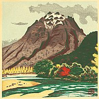 Masao Maeda 1904-1974 - Ichimoku-shu Vol.4 - Mt. Yakedake