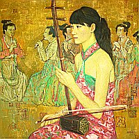 Music - By Zhang Liufeng born 1979